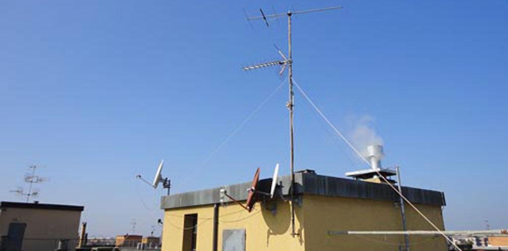 Assistenza impianto TV centralizzato condominiale a Roma