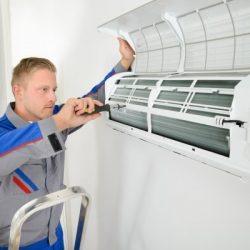 installazione montaggio e sanificazione condizionatori a Roma